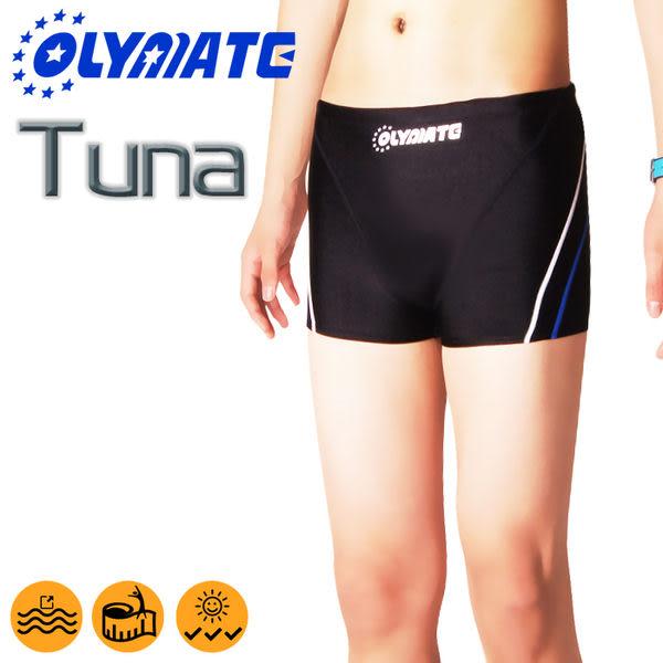 OLYMATE Tuna 專業短版鯊魚平口褲