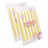 【17go】 Dior 迪奧 Feel the joy of summer-Summer Beach Club條紋筆記本*2
