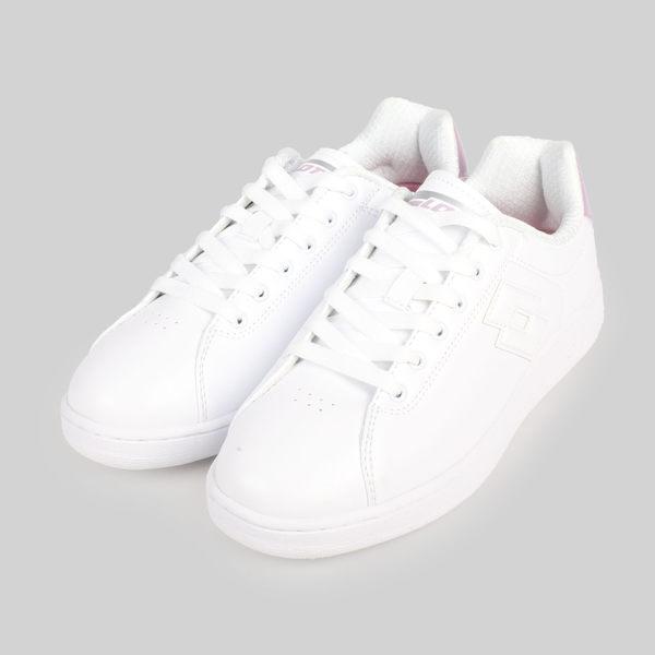 LOTTO 女1973經典室內網球鞋(休閒≡體院≡