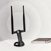 台式機wifi千兆無線網卡 主機外置無限免網線驅接受器大功率發射器
