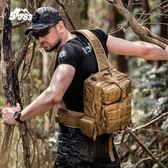 戶外迷彩弓箭手登山包男女騎行徒步旅行運動戰術單肩背包 年終尾牙特惠