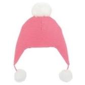 【美國Elegant Baby】針織嬰兒帽 - 甜蜜粉 #10573
