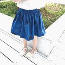 點點寬褲裙 (另有上衣賣場) 橘魔法 Baby magic 現貨 女童 中小童 褲裙