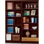 書櫃 書櫥 AT-542-57 威爾森5尺書櫃【大眾家居舘】