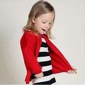 男女童小外套 針織男女童開襟衫 冷氣房必備 多色可選 88241