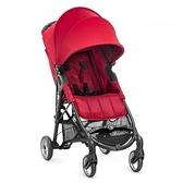Baby jogger - City mini zip 輕旅行升級版 - 紅【贈杯架】【佳兒園婦幼館】