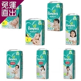 幫寶適Pampers 日本境內Pampers-綠色巧虎幫寶適彩盒版(黏貼/褲型)2包裝 黏貼NB/S/M/L褲型M/【免運直出】