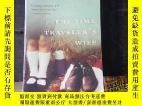 二手書博民逛書店THE罕見TIME TRAVELER S WIFEY271632