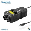 【Saramonic 楓笛】SmartRig+ UC 麥克風、智慧型手機收音介面(USB Type-C接頭)