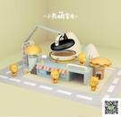 蛋糕機 小熊薄餅機簡易家用電餅鐺小型全自動多功能千層蛋糕春餅機烙餅機 MKS交換禮物