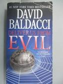 【書寶二手書T5/原文小說_OHR】Deliver Us from Evil_Baldacci, David