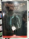 挖寶二手片-C10-059-正版DVD-電影【十三號星期五(第三集)】-唐娜基梅兒 保羅克拉卡(直購價)海報是