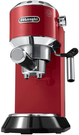 DERENGE 【日本代購】迪朗奇 咖啡濾杯 卡布奇諾半自動咖啡機EC680R