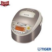 【海洋傳奇】【日本出貨】虎牌Tiger JKT-W100-CC  IH電子鍋(6人份)