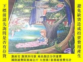 二手書博民逛書店Enchanted罕見Fairyland: A Sphinx a