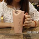 馬克杯 創意可愛簡約個性陶瓷喝水馬克杯大...