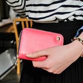 韓國皇冠donbook 短款多功能包 錢包 卡包 零錢包 卡夾 短夾 皮夾 309 《生活美學》