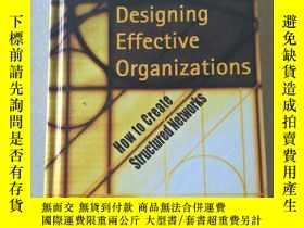 二手書博民逛書店Designing罕見Effective Organizations: How to Create Structu