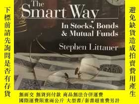 二手書博民逛書店16開英文原版罕見How to Invest the Smart