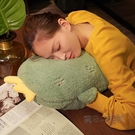 冬季暖手抱枕插手午休睡覺神器趴趴枕辦公室...
