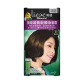 莉婕頂級涵養髮膜染髮劑 6深棕色【康是美】