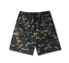 FINDSENSE H1夏季 日本 新款 嘻哈   迷彩  休閒 五分褲短褲 寬