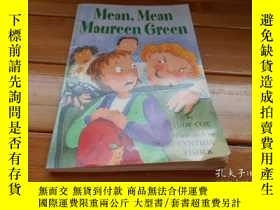 二手書博民逛書店Mean,罕見Mean Maureen GreenY20470