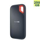 【免運】SanDisk 250GB 250G extreme portable SSD【SDSSDE60-250G】550MB/s USB3.1 E60 外接固態硬碟