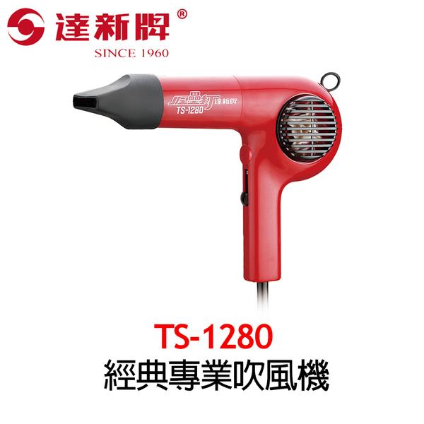 【達新牌】經典專業吹風機TS-1280