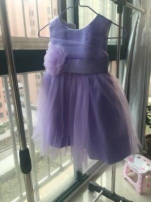 時尚可愛寶寶紗裙洋裝 白色蓬蓬裙15