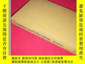 二手書博民逛書店laughter罕見and liberation mindess