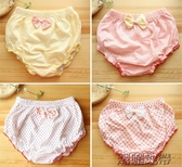 兒童內褲三角純棉女寶寶嬰兒幼兒0-1女童褲頭褲衩3歲夏季小童短褲