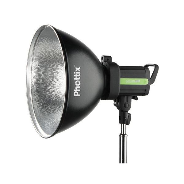 ◎相機專家◎ Phottix 廣角 反光罩 帶蜂巢 柔光罩 Bowens卡口 35cm 13.8銀色 公司貨 82330