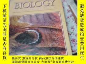 二手書博民逛書店罕見BIOLOGY:Principles、Patterns、andProcesses(生物學原則、模式和過程)