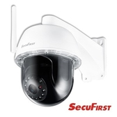 SecuFirst 防水旋轉FHD無線網路攝影機 WP-H04S