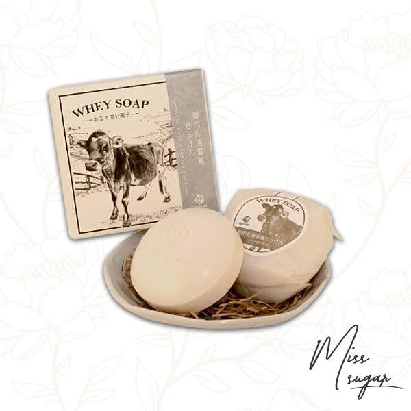 【Miss.Sugar】【1入】Ashiya 日本皇室御用乳清滋養皂