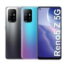 【送空壓殼+滿版玻璃保貼-內附保護套+保貼】OPPO Reno5 Z 5G 8G/128G