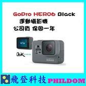 現貨! GOPRO HERO6 HERO 6 BLACK 運動 攝影機 台閩科技 極限運動 攝影  公司貨 保固一年
