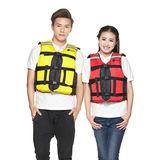 成人救生衣船用裝備男女便攜釣魚游泳寶寶兒童浮力背心馬甲     琉璃美衣