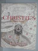 【書寶二手書T9/收藏_EXM】Christie s_Important Watches and…Reserve_2000/5/1-2