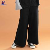 【秋冬降價款】American Bluedeer - 質感針織寬褲(魅力價) 秋冬新款