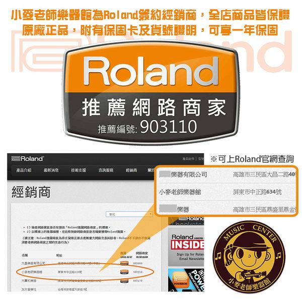 【小麥老師樂器館】樂蘭 Roland Cube系列 CB-CS1 CUBESTREET專用背包 收納包 [CB CS1]