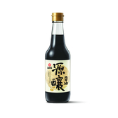 龜甲萬源釀醬油500ml【愛買】