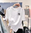 (免運)DE shop - 韓版短袖T恤 - T-2303