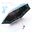 【超輕鈦金】花序雙絲印-SGS認證晴雨傘...