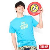 CHUMS 日本 男 吸濕快排 Logo短袖T恤 3色可選 CH011031A010