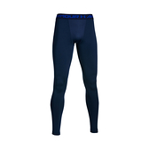 UA ColdGear Armour [1265649-408] 男 強力 伸縮型 緊身褲 運動 訓練 保暖 舒適 黑
