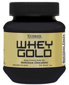Ultimate Nutrition 美國優恩 WHEY GOLD 金牌乳清蛋白34公克(巧克力) (健身 高蛋白) 公司貨