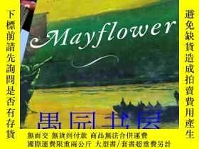 二手書博民逛書店Mayflower:罕見A Story Of Courage C