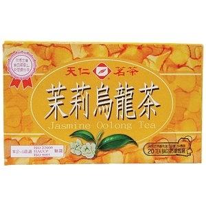 天仁茗茶 茉莉 烏龍茶(盒) 40g【康鄰超市】